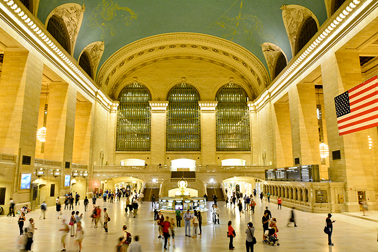 Grand Central Terminal, Nova Iorque, Estados Unidos