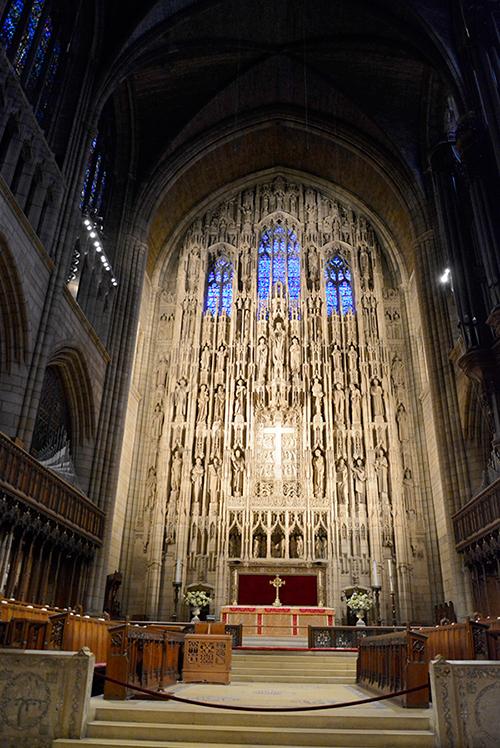 Igreja, Nova Iorque, Estados Unidos