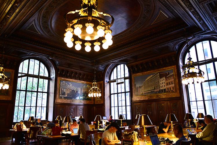 Biblioteca Pública de Nova Iorque, Nova Iorque, Estados Unidos, Biblioteca, Public Library