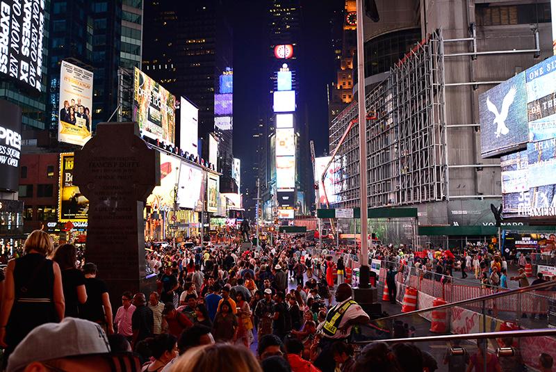 TImes Square, Nova Iorque, Estados Unidos