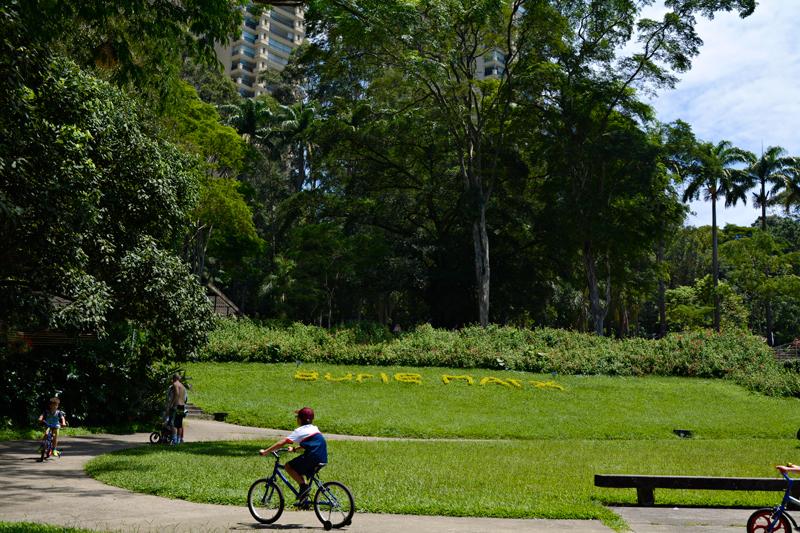 Parque Burle Marx em São Paulo