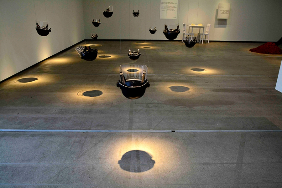 Exposição Yoko Ono no Instituto Tomie Ohtake, São Paulo - Sp - Brasil