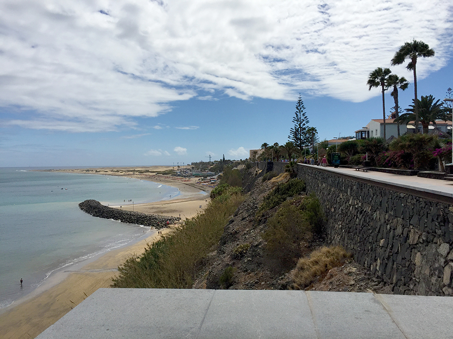 Playa del Ingles, Ilhas Canarias, Espanha