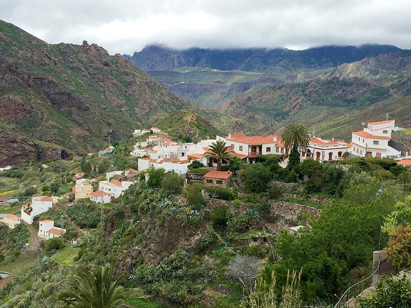 Tejeda, Ilhas Canarias, Espanha