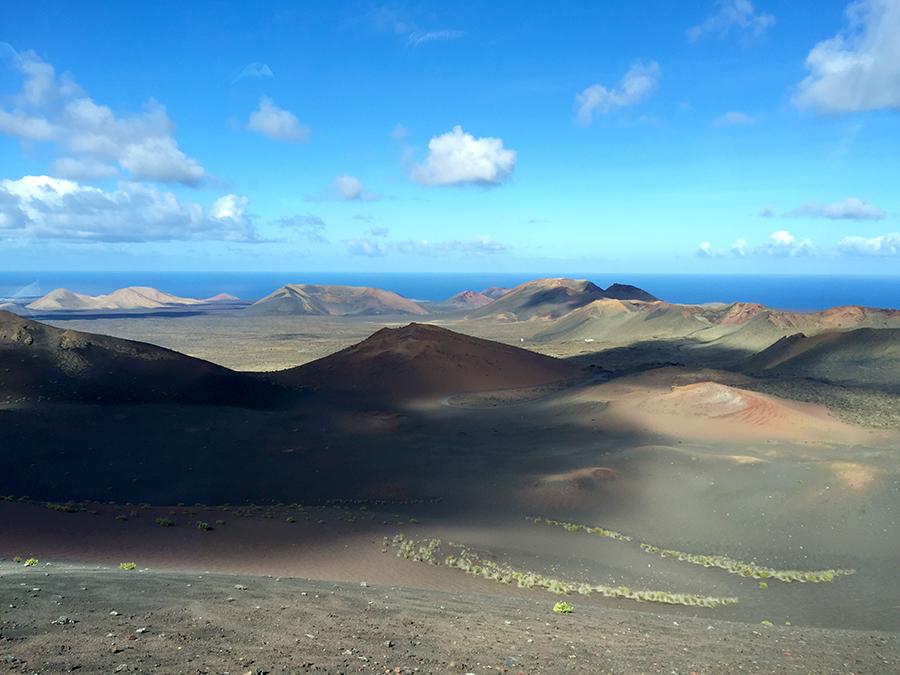 Parque Nacional de Timanfaya, Lanzarote, Ilhas Canarias, Espanha