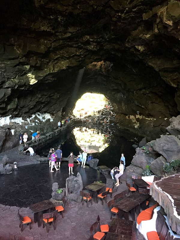 Jameos del Agua, Lanzarote, Ilhas Canarias, Espanha