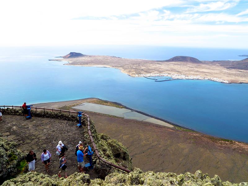 Mirador del Río, Lanzarote, Ilhas Canárias, Espanha