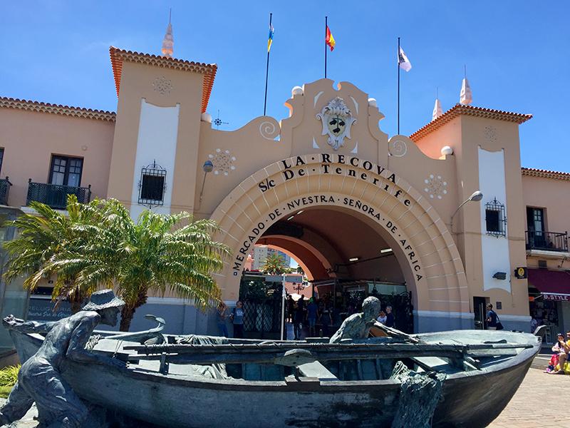 Mercado de Nuestra Señora de Africa, Tenerife, Ilhas Canárias, Espanha