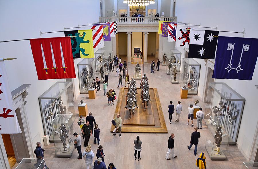 MET - The Metropolitan Museum, Nova Iorque, EUA