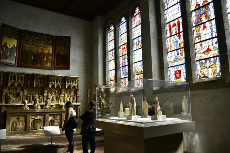 The Cloisters Museum, MET, Metropolitan Museum, New York