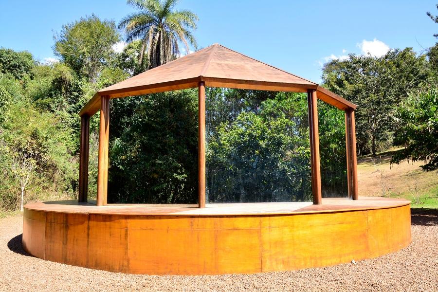 Inhotim, Minas Gerais, Brasil, Arte Contemporânea, Parque, Galeria Valeska Soares