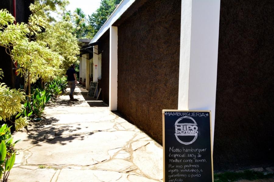 Inhotim, Minas Gerais, Brasil, Arte Contemporânea, Parque, Lanchonete