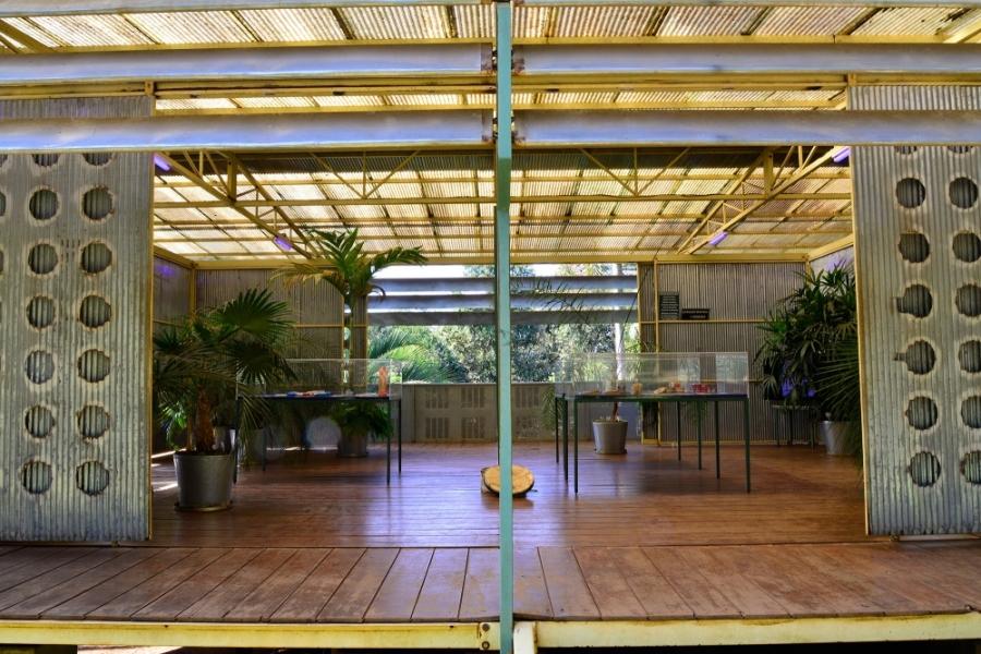 Inhotim, Minas Gerais, Brasil, Arte Contemporânea, Parque, Rirkrit Tiravanija