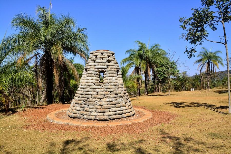 Inhotim, Minas Gerais, Brasil, Arte Contemporânea, Parque, Chris Burden