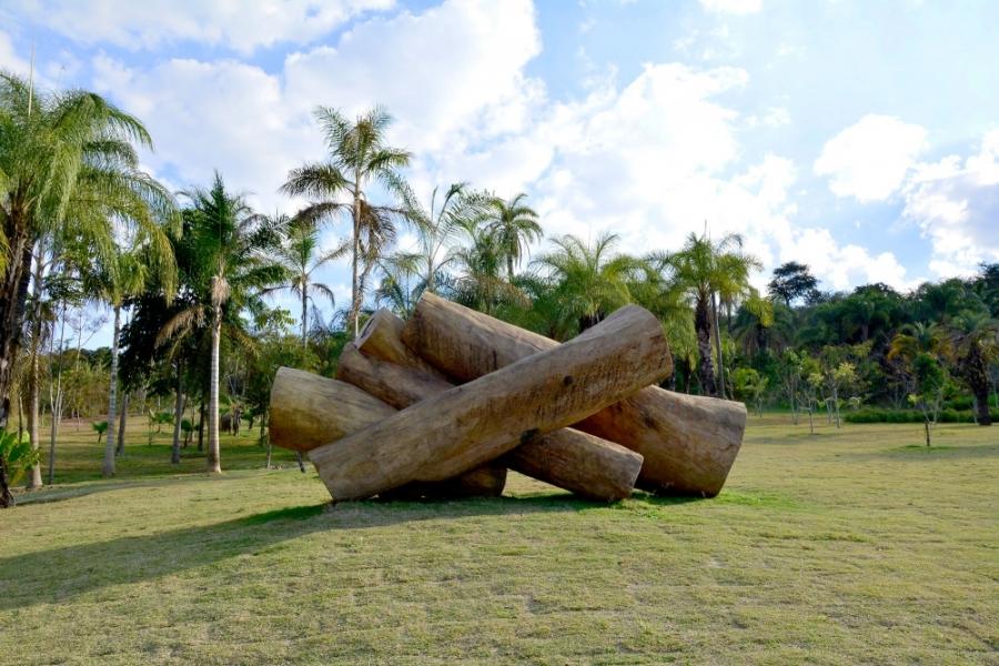 Inhotim, Minas Gerais, Brasil, Arte Contemporânea, Parque, Elisa Bracher