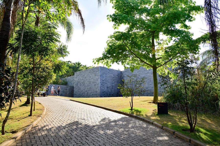 Inhotim, Minas Gerais, Brasil, Arte Contemporânea, Parque, Galeria Cosmococa