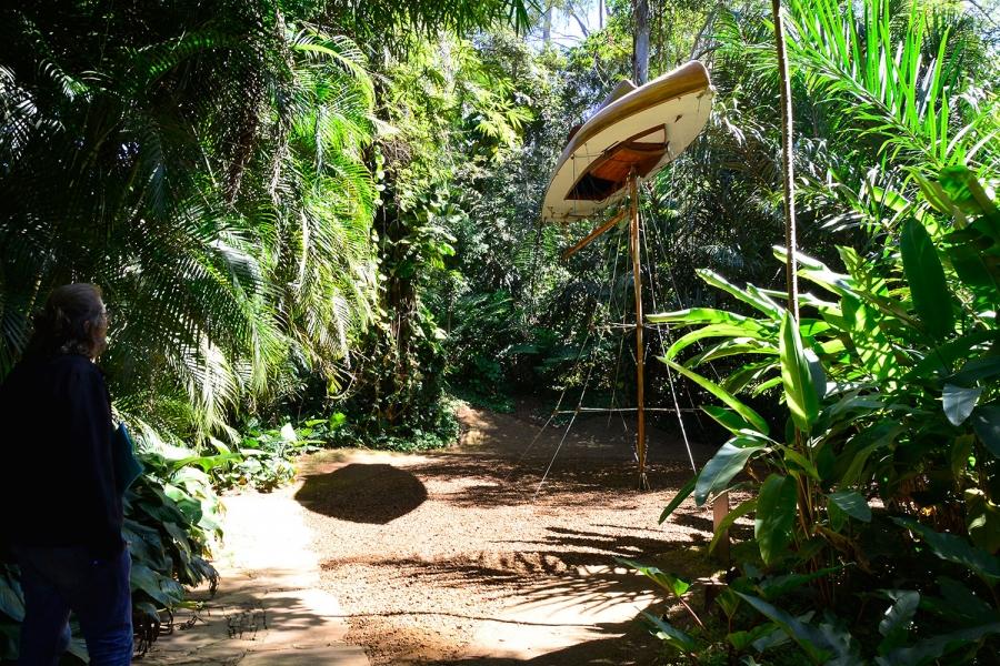 Inhotim, Minas Gerais, Brasil, Arte Contemporânea, Parque, Simon Starling