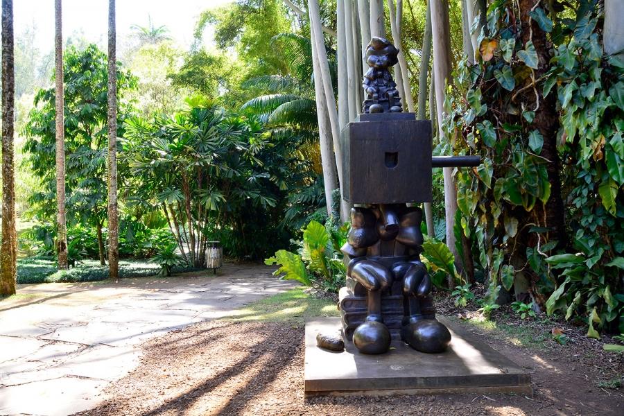 Inhotim, Minas Gerais, Brasil, Arte Contemporânea, Parque, Paul McCarthy