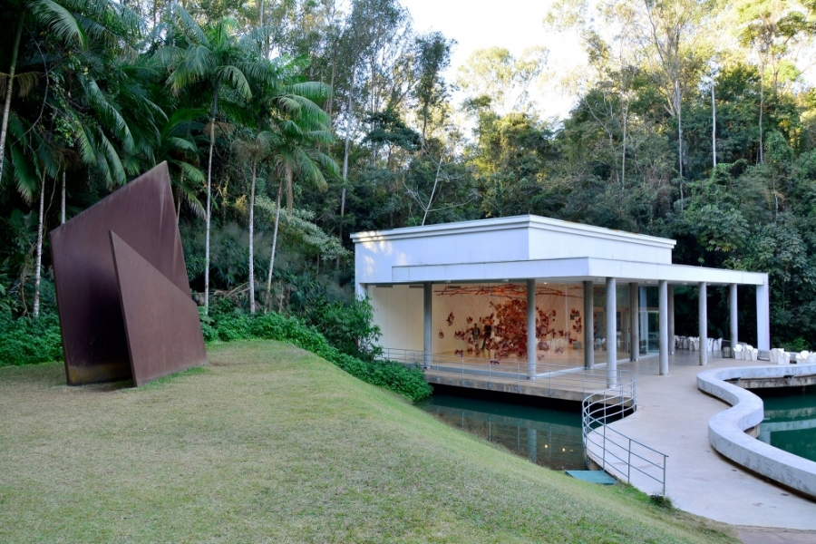 Inhotim, Minas Gerais, Brasil, Arte Contemporânea, Parque, Amílcar de Castro