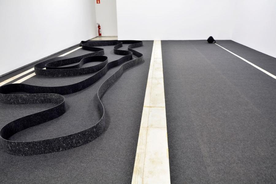 Inhotim, Minas Gerais, Brasil, Arte Contemporânea, Parque, Galeria Mata, José Damasceno