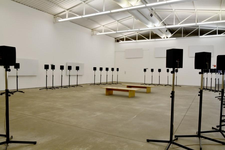 Inhotim, Minas Gerais, Brasil, Arte Contemporânea, Parque, Galeria Praça, Janet Cardiff