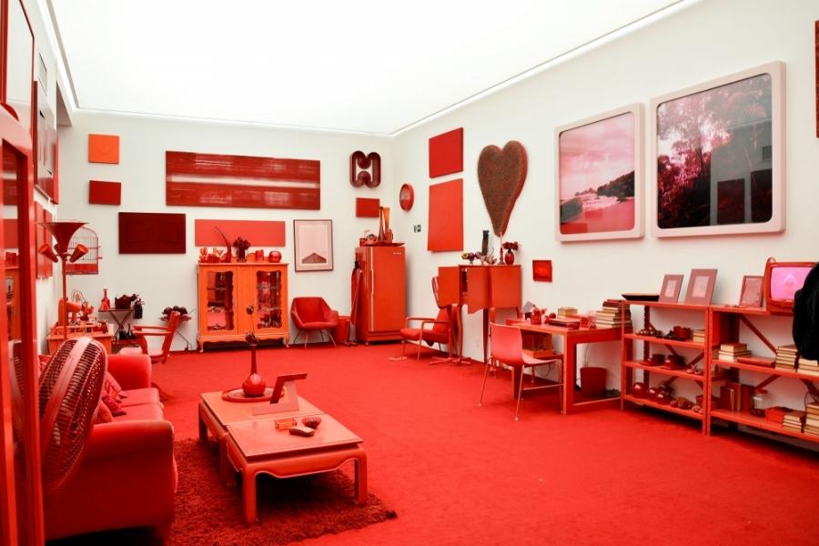 Inhotim, Minas Gerais, Brasil, Arte Contemporânea, Parque, Galeria Cildo Meireles