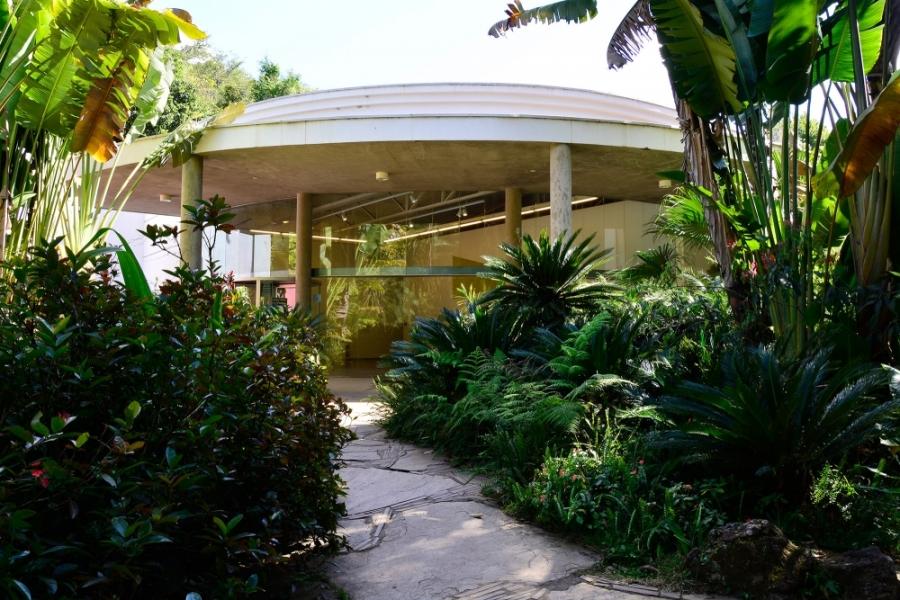 Inhotim, Minas Gerais, Brasil, Arte Contemporânea, Parque, Galeria Fonte