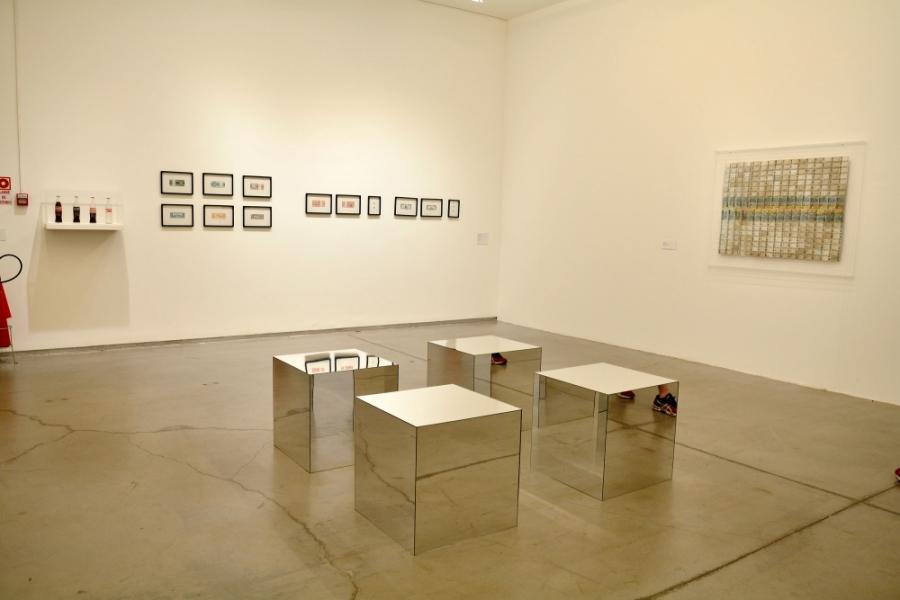 Inhotim, Minas Gerais, Brasil, Arte Contemporânea, Parque, Galeria Fonte, Robert Morris