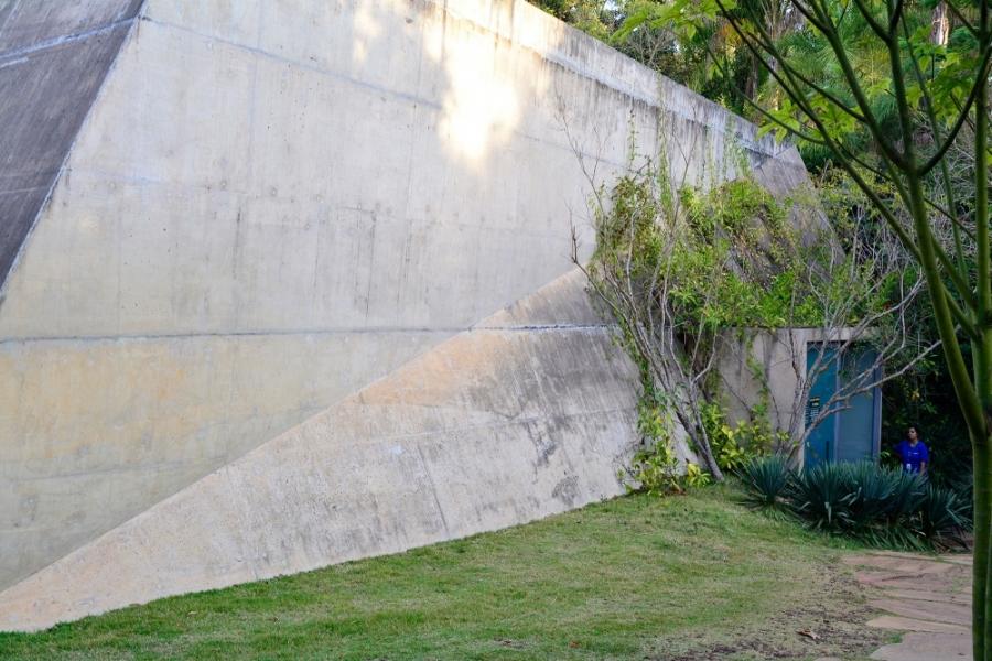 Inhotim, Minas Gerais, Brasil, Arte Contemporânea, Parque, Galeria Lygia Pape
