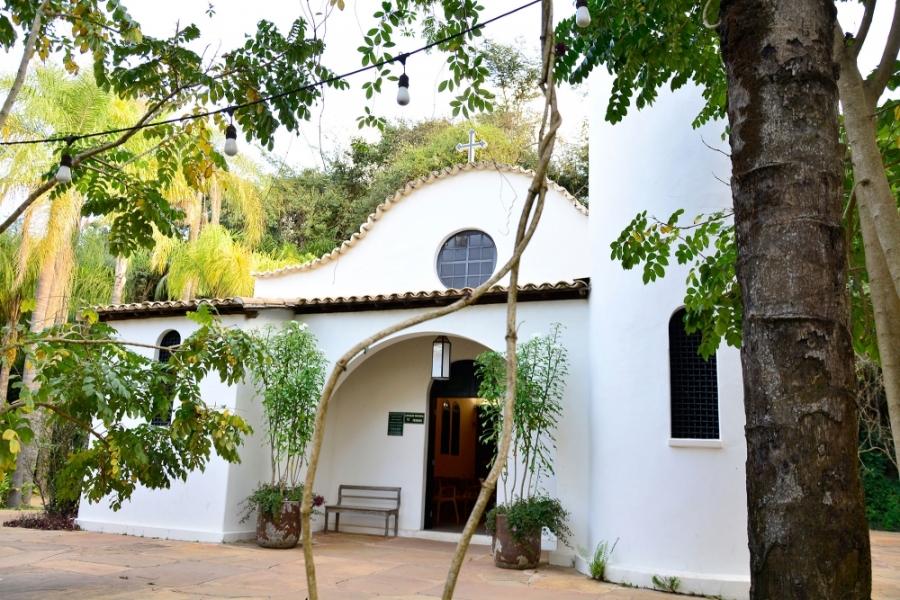 Inhotim, Minas Gerais, Brasil, Arte Contemporânea, Parque, Igrejinha