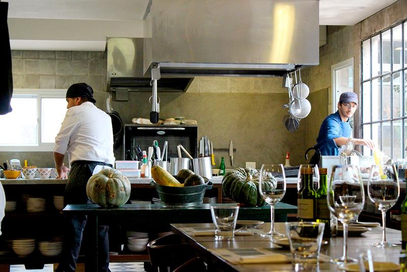 Restaurante da Zuccardi em Mendoza na Argentina