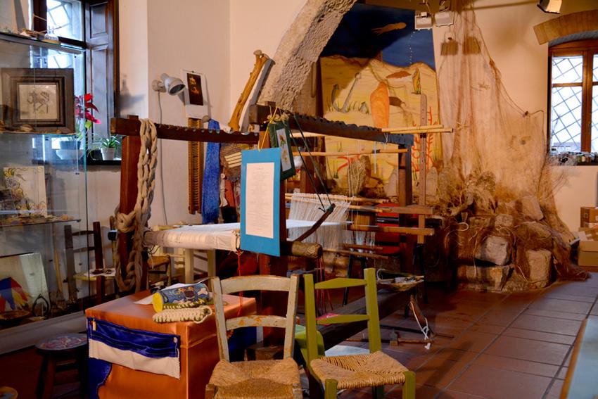 Chiara Vigo, Museo del Bisso, Museum, Museo, Italia, Italy, Sardegna, Sardenha, Isola di Sant'Antiocco
