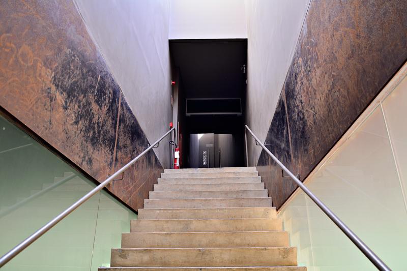 Galeria Miguel Rio Branco na rota rosa do instituto inhotim em brumadinho minas gerais brasil