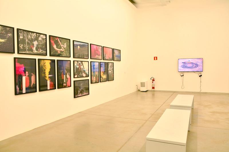 Instituto Inhotim - Rota Amarela, Minas Gerais no Brasil