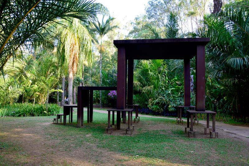 Instituto Inhotim, Inhotim, Minas Gerais, Brasil, Arte Contemporânea, Parque