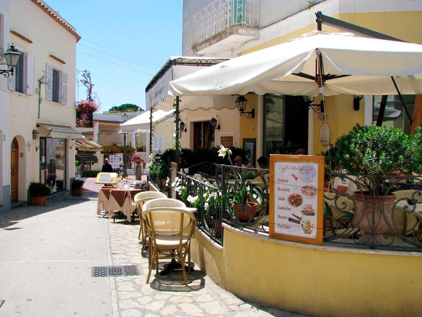 Anacapri, Italia