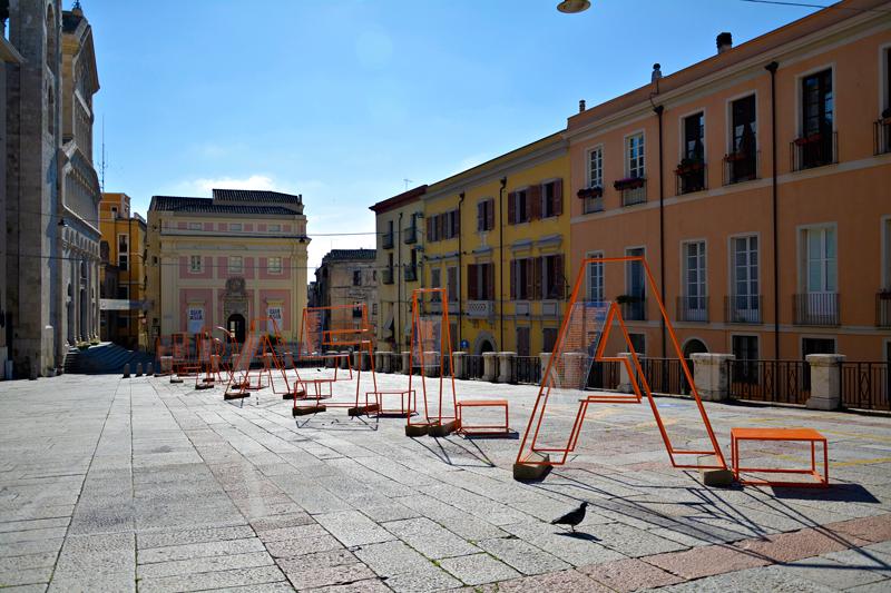 Antico Palazzo di Città, Cagliari, Sardegna, Italia - Sardenha