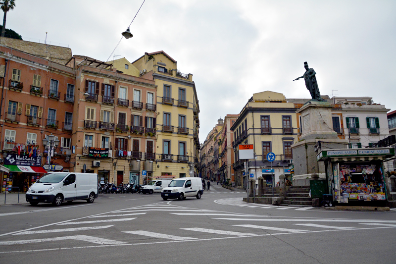 Cagliari, Sardegna, Italia - Sardenha
