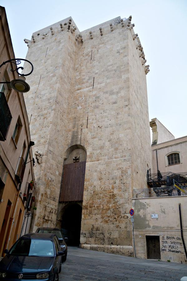 Torre dell'Elefante, Cagliari, Sardegna, Italia - Sardenha
