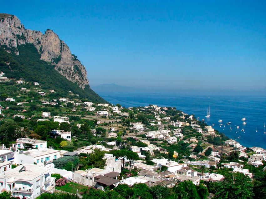 Isola di Capri, Italia