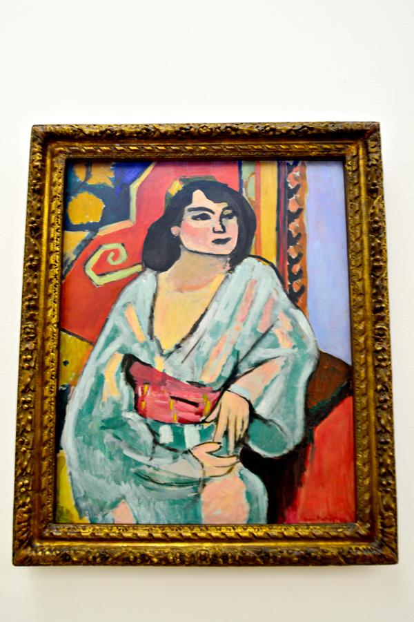 Matisse, Centre Georges Pompidou, Paris, France