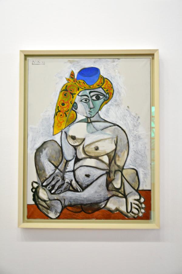 Picasso, Centre Georges Pompidou, Paris, France