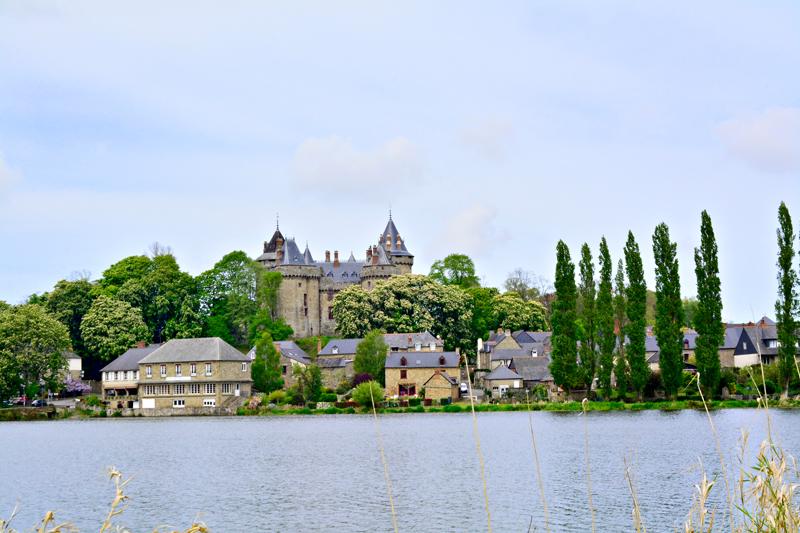 Château de Combourg, Bretagne, France - Bretanha, França