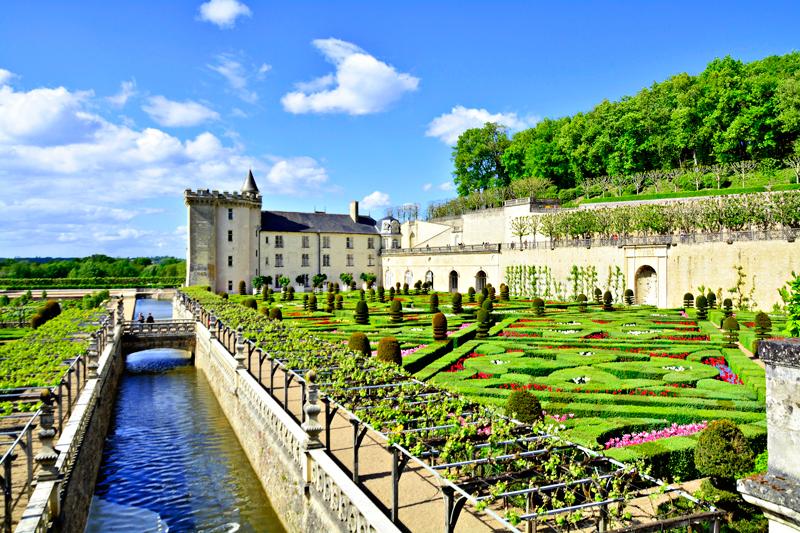 Château de Villandry, Centre, France - França