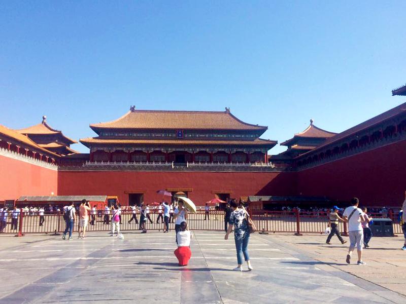 Cidade Proibida, China