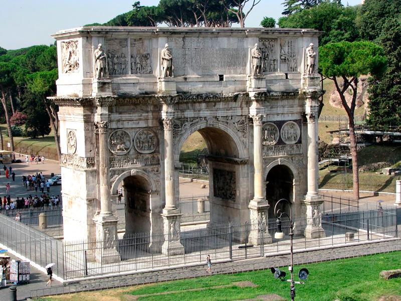 Coliseo, Roma, Italia - Coliseu