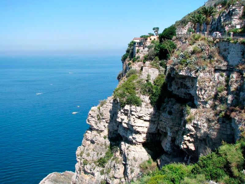 Costiera Amalfitana, Italia