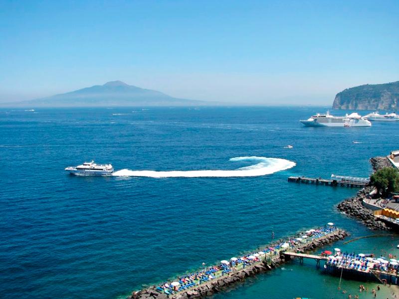 Sorrento, Costiera Amalfitana, Italia