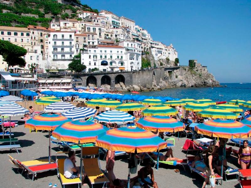 Dicas de Viagem | COSTEIRA AMALFITANA, Italia : Itinerário de Viagem