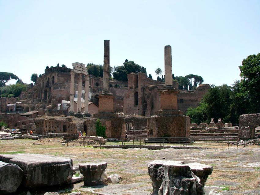 Foro Romanum, Roma, Italia - Fórum Romano